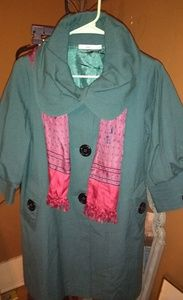 Anthropologie Hazel kawaii jacket